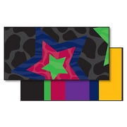 Teacher Created Resources infant - 12th Grade Double Sided Border, Sassy Animal Prints & Stars