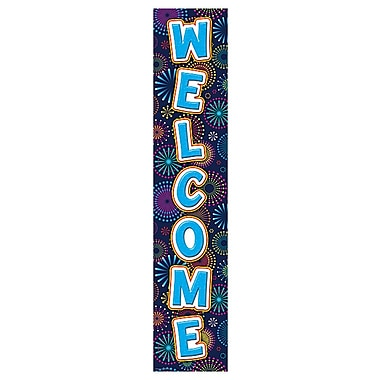 Teacher Created Resources Toddler - 12th Grade Banner, Fireworks Welcome