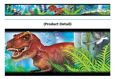 Trend Enterprises® PreK - 12th Grade Bolder Border, Discovering Dinosaurs™, 11/Pack