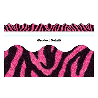 Trend Enterprises® PreK - 12th Grade Terrific Trimmer, Pink Zebra