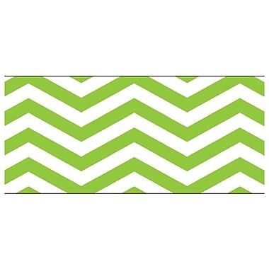 Trend Enterprises® Toddler - 12th Grade Bolder Border, Lime Looking Sharp