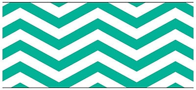 Trend Enterprises® Toddler - 12th Grade Bolder Border, Teal Looking Sharp, 11/Pack