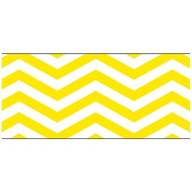 Trend Enterprises® Looking Sharp Bolder Border, Yellow, 11/Pack (T-85332)