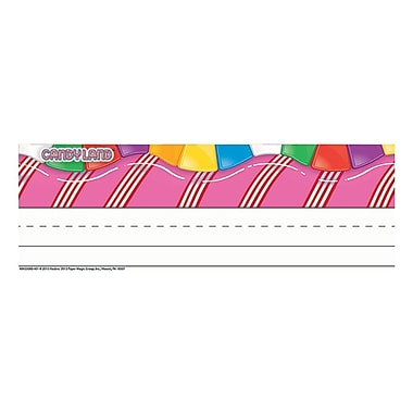 Eureka® Tented Name Plate, Candy Land, PreK - 12th Grade (EU-843508)