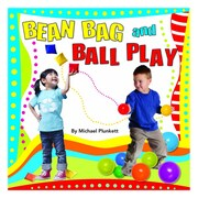 "Kimbo Educational® ""Bean Bag & Ball Play"" CD (KIM9323CD)"