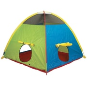 "Pacific Play Tents Super Duper 4 Kid Play Tent, 46"" Tall (PPT40205)"