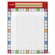 "Eureka® Large Incentive Chart Poster, Scrabble, 17"" x 22"" (EU-837034)"