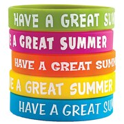 Teacher Created Resources Have a Great Summer Wristband