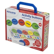 Miniland Educational Activity Buttons