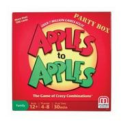 Mattel – Boîte de jeu Apples To Apples (N-BGG15)
