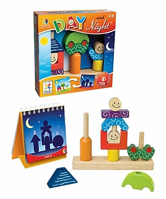 Smart Toys And Games Day And Night Puzzle Game (SG-033US)
