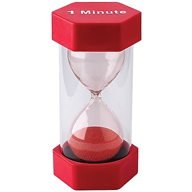 Teacher Created Resources 1 Minute Sand Timer, Large (TCR20657)