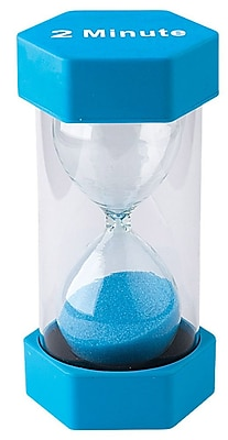 Teacher Created Resources 2 Minute Sand Timer, Large