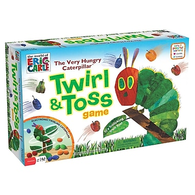 University Games The Very Hungry Caterpillar Twirl & Toss Game (UG-01297)