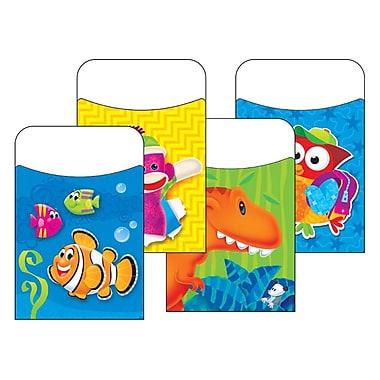 Trend Enterprises® Pocket Pals Terrific Pocket Variety Pack, 40/Pack