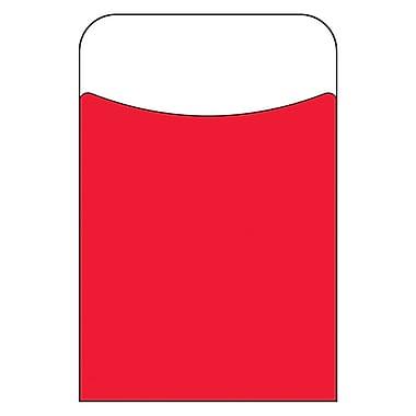 Trend Enterprises® Red Terrific Pocket, 40/Pack