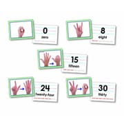 North Star Teacher Resources American Sign Language Number (NST9093)