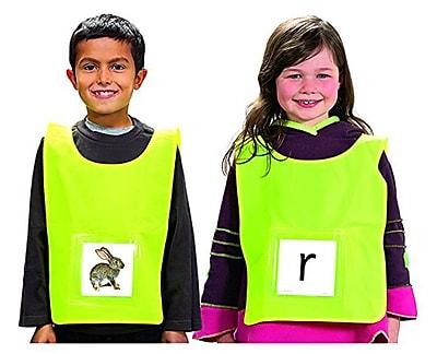 Yellow Door Active Learning Vests, Grade PreK - 1st (YUS1001)