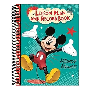 Eureka Lesson Plan & Record Book, Mickey (EU-866267)