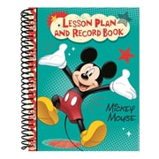 Eureka Mickey Lesson Planner and Record Book, Each (EU-866267)
