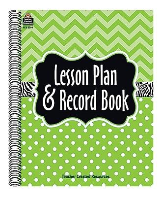Lesson Plans & Grade Books