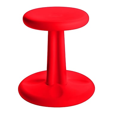 Kore Plastic/Poly Stools, Red (KD-112)
