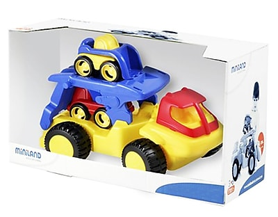Miniland Education Transporter Dumpy Vehicles