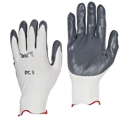 Showa Best Glove® Zorb-IT® 4550 Nitrile Gloves, Size Group 7