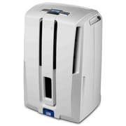 DeLonghi DD70PE 70-Pint Dehumidifier With Patented Pump, White