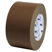 "Intertape® 3"" x 60 yds. Flatback Tape, Brown, 16 Roll"