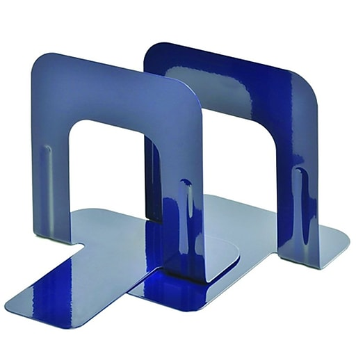 """MMF Economy Steel 5/"""" Bookends 241005008"""