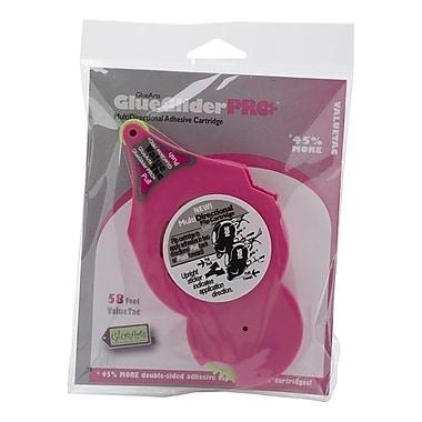 Glue Arts® Glueglider Pro Plus™ ValueTac Refill Cartridge, Pink