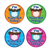 """Teacher Created Resources """"I Am __ Years Old Today"""" Wear 'Em Badge (TCR5470)"""