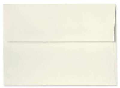 LUX 5 1/2 x 5 1/2 Square Envelopes 500/Box) 500/Box, Natural (8515-03-500)