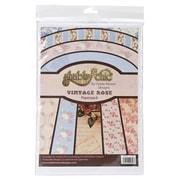 Debbi Moore Designs Vintage Rose Debbi Moore Shabby Chic A4 Paper Pack