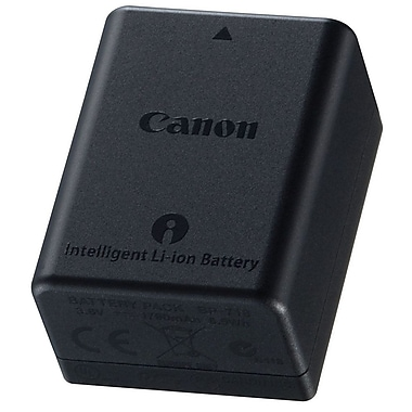 Canon® 6055B002 BP-718 Lithium Ion Camcorder Battery Pack, 1840 mAh