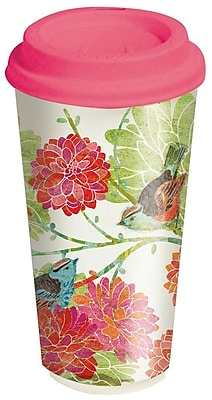 LANG® Double Wall Acrylic 22 oz. Tumbler With Lid and Straw, Fashion