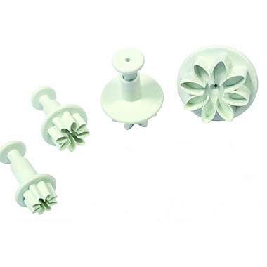 PME Plastic Daisy Plunger Cutter Set 3.5