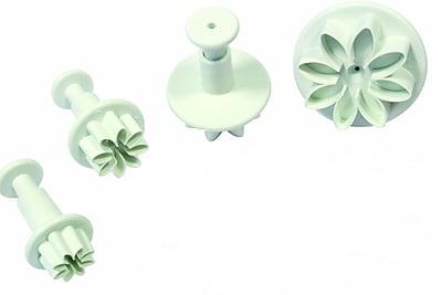 PME Plastic Daisy Plunger Cutter Set 3.5
