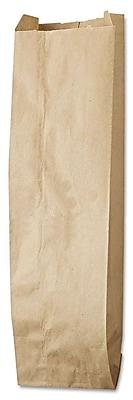 Duro® LQQUART-500 Liquor Paper Bag, Brown Kraft