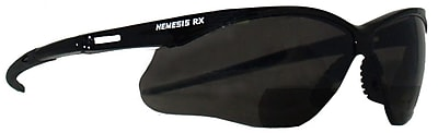 Jackson Safety® V60 Nemesis 2.5+ RX Polarized Safety Eyewear, Black (138-22519)
