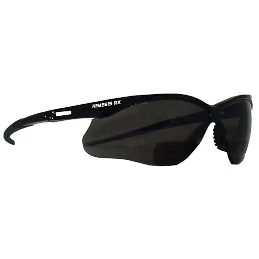 56742b7193 Jackson V60 Nemesis With Rx Inserts Safety Glasses - Image Of Glasses