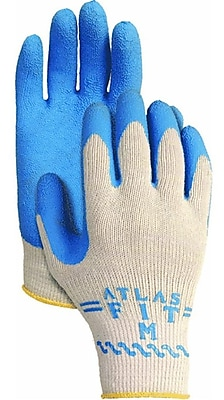 Showa Best® Glove ATLAS® Fit® 300B Rubber Coated Multi-Purpose Gloves, XL