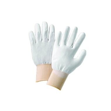 West Chester 713SUC Polyurethane Coated White Nylon Gloves, XL