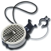 North Safety Emergency Escape Mouthbit Respirator For Acid Gas (068-7902)
