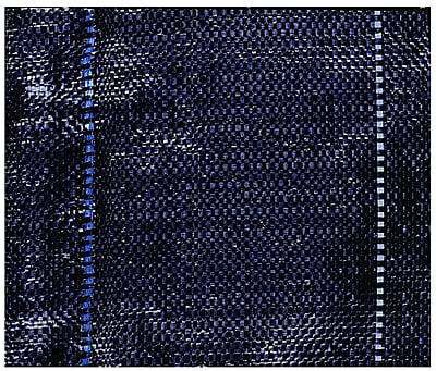 Mutual Industries Woven Polyethylene Fabric, 36