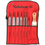 Nicholson® 8 Piece Machinist File Kit