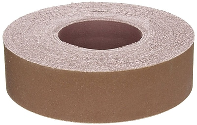 Norton™ Cloth Backing K225 Series Coated Handy Roll, 50 yd (L), 2 in (W), 400