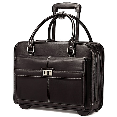 Samsonite Polyester Luggage Women's Mobile Office 15.6