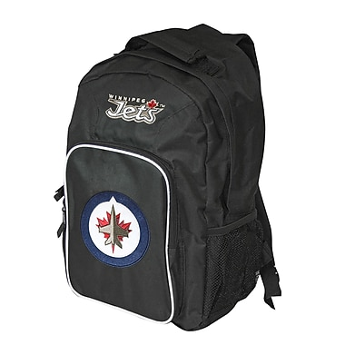 NHL – Sac à dos Southpaw de 18 po, Jets de Winnipeg